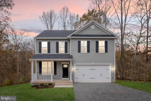 121 Forbes Street, FREDERICKSBURG, VA 22405 (#VAST218054) :: Radiant Home Group