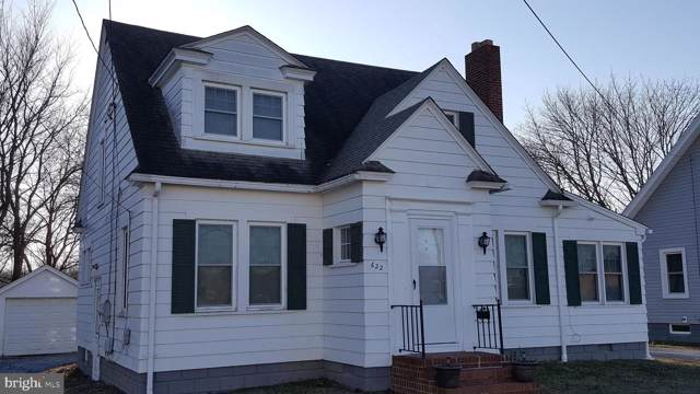622 NW Front Street, MILFORD, DE 19963 (#DEKT235496) :: John Smith Real Estate Group