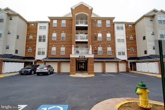 9724 Holmes Place #407, MANASSAS PARK, VA 20111 (#VAMP113622) :: Bob Lucido Team of Keller Williams Integrity