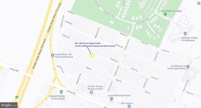 00 Bayonne Avenue, FORKED RIVER, NJ 08731 (#NJOC394598) :: Sunita Bali Team at Re/Max Town Center