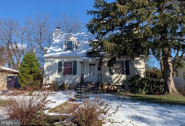 1211 Glenback Avenue, BALTIMORE, MD 21208 (#MDBC483144) :: Corner House Realty