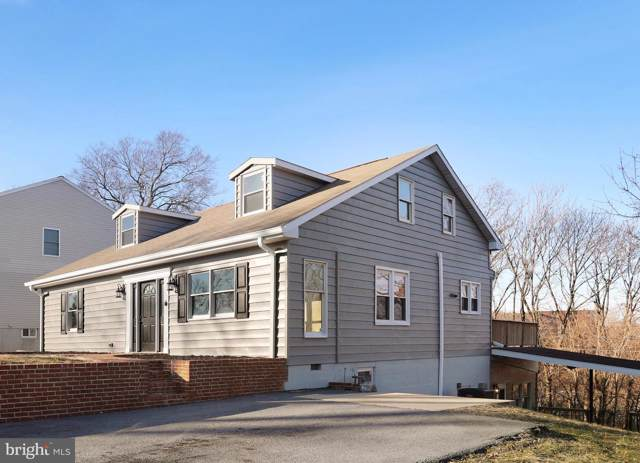 35 S Colonial Drive, HAGERSTOWN, MD 21740 (#MDWA170160) :: ExecuHome Realty