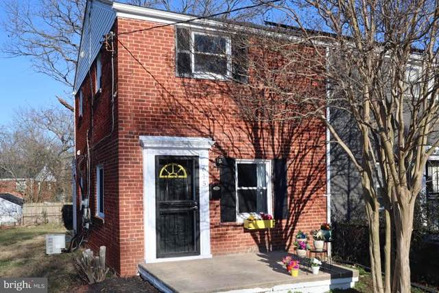 615 71ST Avenue, CAPITOL HEIGHTS, MD 20743 (#MDPG556946) :: John Smith Real Estate Group