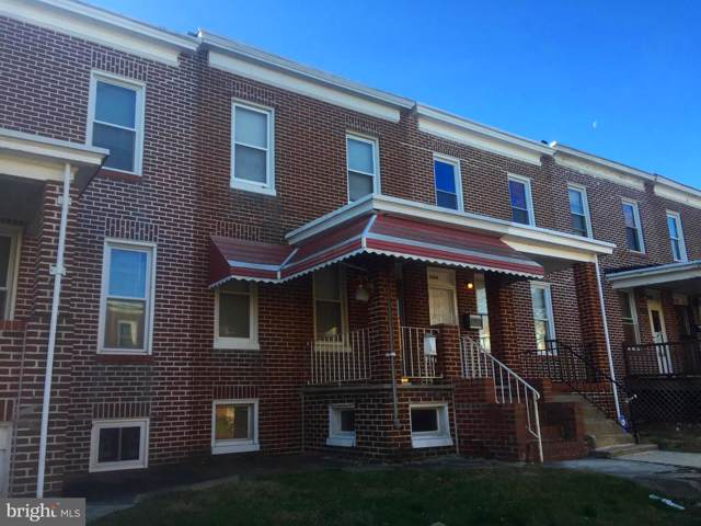 3311 Ravenwood Avenue, BALTIMORE, MD 21213 (#MDBA497804) :: The Bob & Ronna Group
