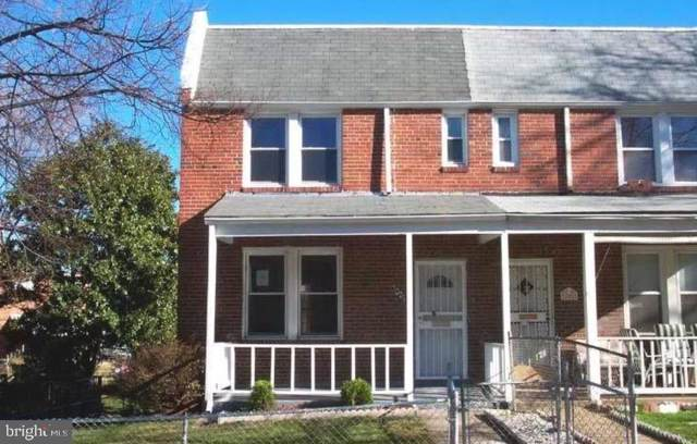 848 51ST Street SE, WASHINGTON, DC 20019 (#DCDC455866) :: Homes to Heart Group
