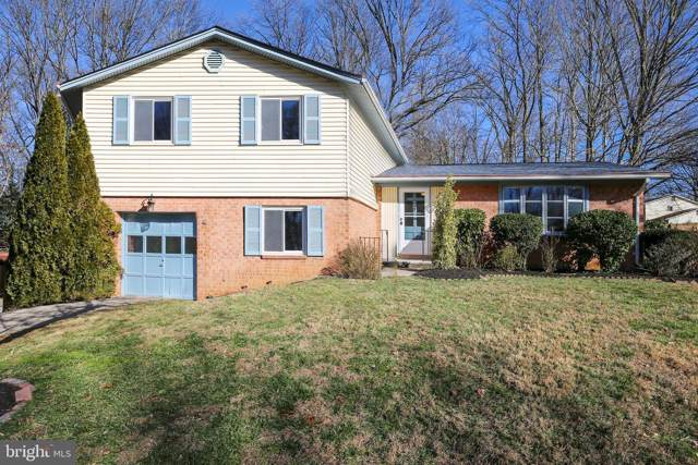 4909 Wheatstone Drive, FAIRFAX, VA 22032 (#VAFX1107440) :: The Maryland Group of Long & Foster