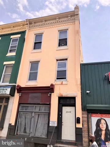 2506 W Lehigh Avenue, PHILADELPHIA, PA 19132 (#PAPH865456) :: ExecuHome Realty