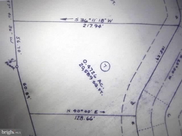 0 Lupton Drive, MARTINSBURG, WV 25401 (#WVBE174302) :: Bob Lucido Team of Keller Williams Integrity