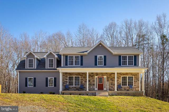 10440 Sperryville Pike, CULPEPER, VA 22701 (#VACU140488) :: Pearson Smith Realty