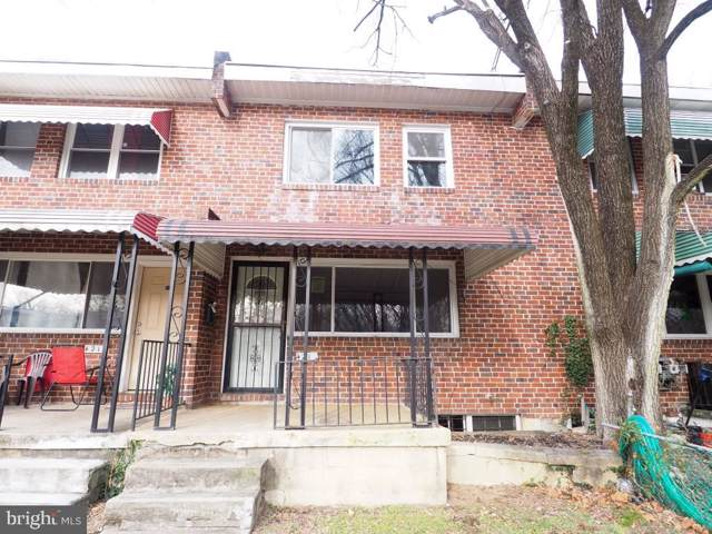 4210 Bonner Road, BALTIMORE, MD 21216 (#MDBA497840) :: John Smith Real Estate Group