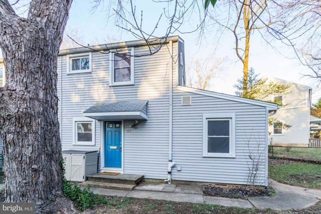 13-H Hillside Road, GREENBELT, MD 20770 (#MDPG557004) :: ExecuHome Realty