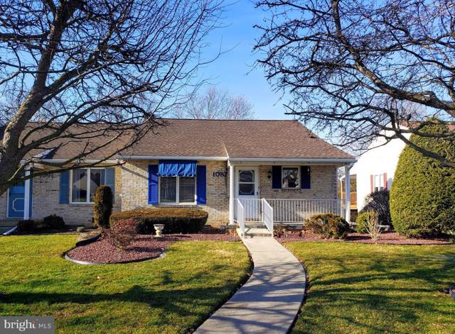 1087 Westgate Drive, CHAMBERSBURG, PA 17201 (#PAFL170776) :: Corner House Realty