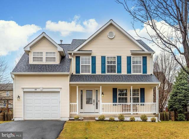 89 George Thomas Drive, FREDERICK, MD 21702 (#MDFR258898) :: Bruce & Tanya and Associates