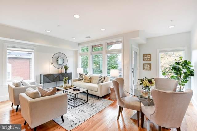 3815 14TH Street NW #4, WASHINGTON, DC 20011 (#DCDC455922) :: Seleme Homes