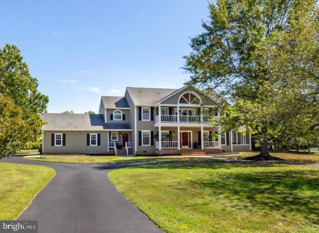 52 Prospect Bay Drive W, GRASONVILLE, MD 21638 (#MDQA142720) :: The Redux Group