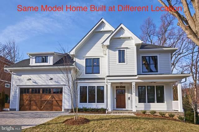 5059 36TH Street N, ARLINGTON, VA 22207 (#VAAR158480) :: Coleman & Associates