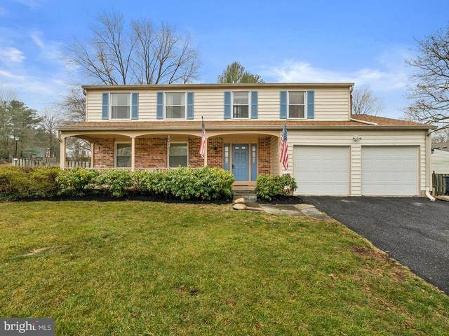 4000 Shallow Brook Lane, OLNEY, MD 20832 (#MDMC693190) :: Mortensen Team