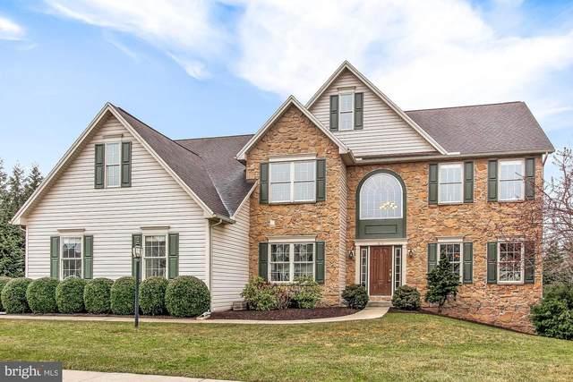 514 Jacob Lane, MECHANICSBURG, PA 17050 (#PACB120796) :: The Joy Daniels Real Estate Group