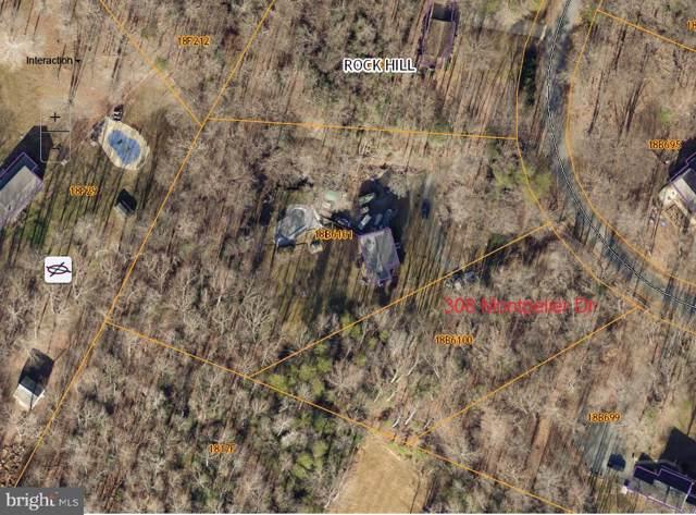 308 Montpelier Drive, STAFFORD, VA 22556 (#VAST218086) :: Seleme Homes
