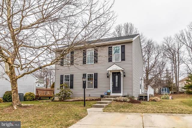 9729 Britinay Lane, BALTIMORE, MD 21234 (#MDBC483214) :: Bob Lucido Team of Keller Williams Integrity
