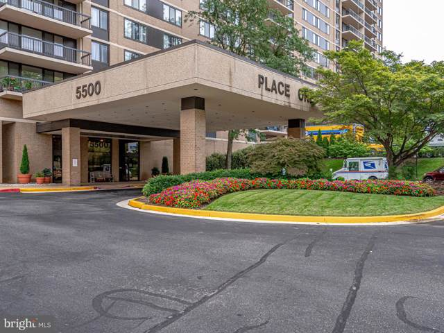 5500 Holmes Run Parkway #1616, ALEXANDRIA, VA 22304 (#VAAX242948) :: The Bob & Ronna Group