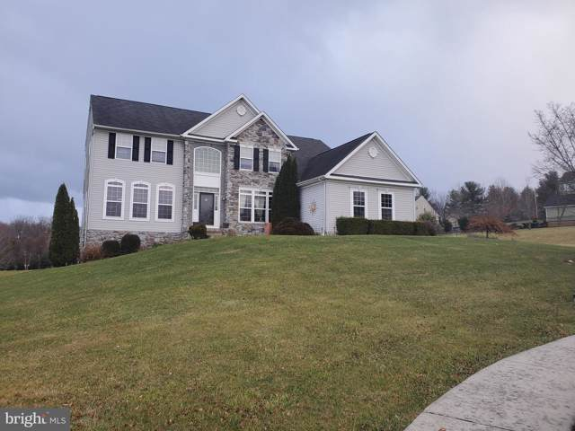 90 Sydney Court, HANOVER, PA 17331 (#PAYK131960) :: The Heather Neidlinger Team With Berkshire Hathaway HomeServices Homesale Realty