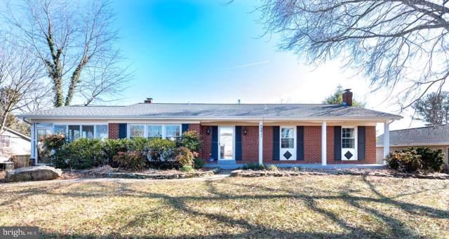 229 Dover Road, WARRENTON, VA 20186 (#VAFQ163794) :: A Magnolia Home Team