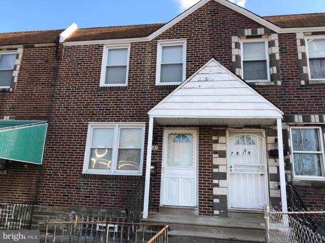 7921 Ditman Street, PHILADELPHIA, PA 19136 (#PAPH865614) :: John Smith Real Estate Group