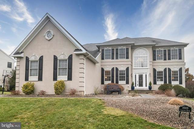 3503 Courtney Drive, CENTER VALLEY, PA 18034 (#PALH113318) :: Bob Lucido Team of Keller Williams Integrity