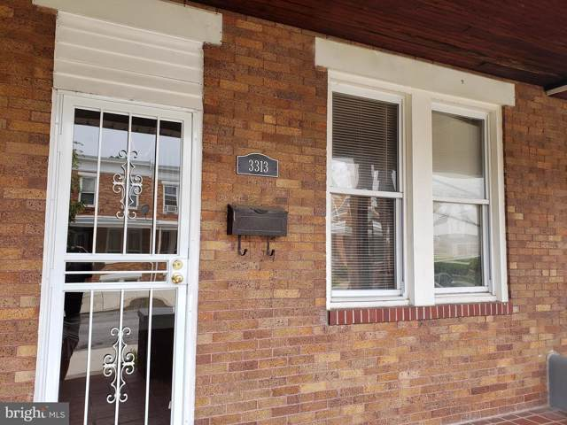 3313 Dudley Avenue, BALTIMORE, MD 21213 (#MDBA497892) :: Pearson Smith Realty