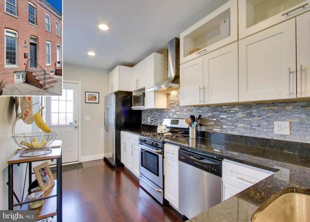 10 E Randall Street, BALTIMORE, MD 21230 (#MDBA497896) :: The Speicher Group of Long & Foster Real Estate