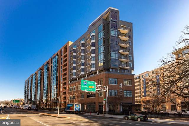 460 New York Avenue NW #307, WASHINGTON, DC 20001 (#DCDC455974) :: The Maryland Group of Long & Foster