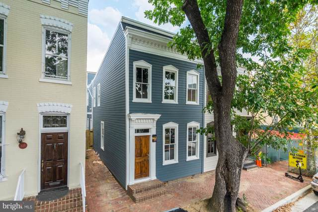 421 N Columbus Street, ALEXANDRIA, VA 22314 (#VAAX242958) :: The Bob & Ronna Group