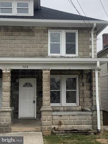 308 S. Rosemont Ave, MARTINSBURG, WV 25401 (#WVBE174314) :: The Redux Group