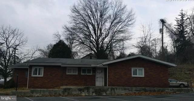 385 W Fifth St, LEWISTOWN, PA 17044 (#PAMF100306) :: Talbot Greenya Group