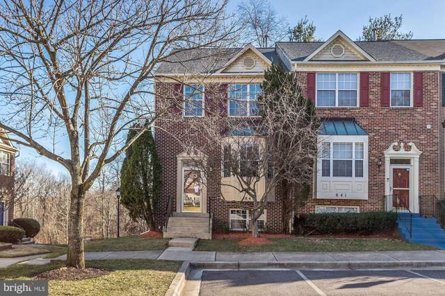 843 Faraway Court, BOWIE, MD 20721 (#MDPG557082) :: RE/MAX Plus
