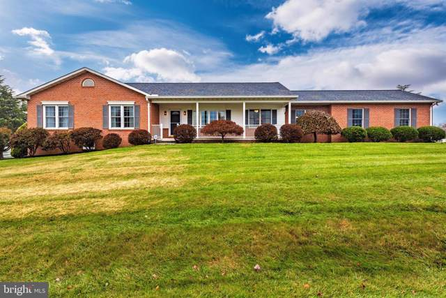 3101 Will Mill Terrace, MONROVIA, MD 21770 (#MDFR258916) :: Charis Realty Group