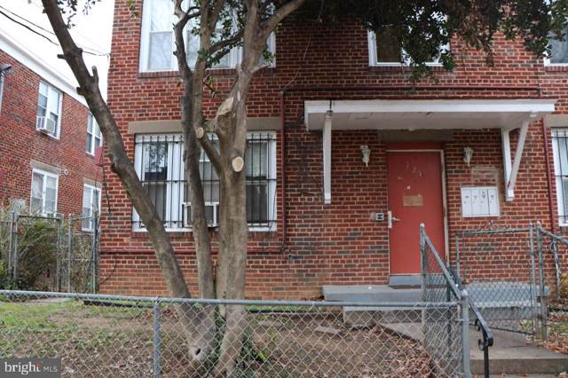 121 Galveston Place SW #1, WASHINGTON, DC 20032 (#DCDC456014) :: Bic DeCaro & Associates