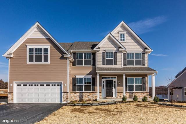 Hawthorne Model on Covewood Way, EAST FALLOWFIELD TOWNSHIP, PA 19320 (#PACT497298) :: Jason Freeby Group at Keller Williams Real Estate