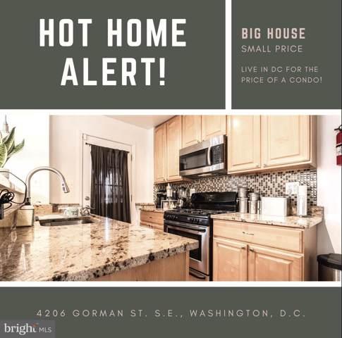4206 Gorman Street SE, WASHINGTON, DC 20019 (#DCDC456022) :: Homes to Heart Group