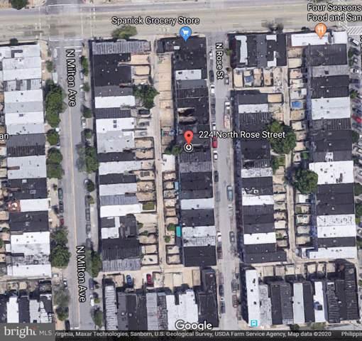224 N Rose Street, BALTIMORE, MD 21224 (#MDBA497944) :: Jim Bass Group of Real Estate Teams, LLC