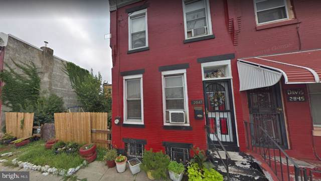 2849 N Watts Street, PHILADELPHIA, PA 19132 (#PAPH865802) :: ExecuHome Realty