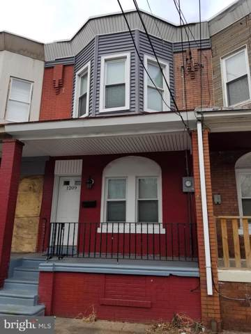 1209 Thurman Street, CAMDEN, NJ 08104 (MLS #NJCD385430) :: The Dekanski Home Selling Team