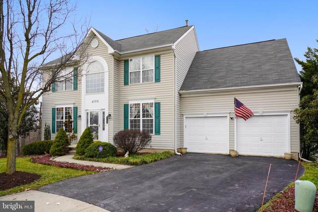 6195 Downs Ridge Court, ELKRIDGE, MD 21075 (#MDHW274660) :: The Kenita Tang Team