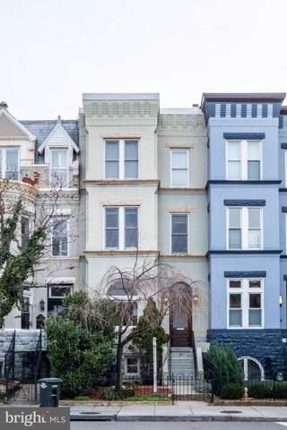 1917 13TH Street NW #1, WASHINGTON, DC 20009 (#DCDC456056) :: Crossman & Co. Real Estate