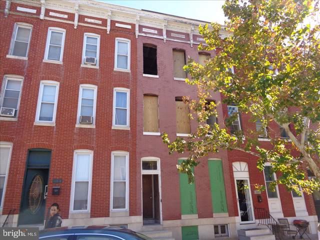 1829 N Caroline Street, BALTIMORE, MD 21213 (#MDBA497960) :: Jim Bass Group of Real Estate Teams, LLC