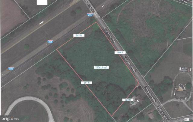 0 Georgetown Road, CARNEYS POINT, NJ 08069 (#NJSA137042) :: Daunno Realty Services, LLC