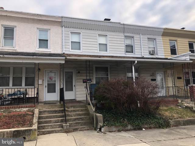 3423 W 3RD Street, TRAINER, PA 19061 (#PADE507770) :: The Toll Group