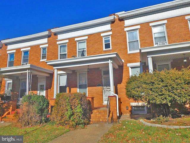 1718 E 32ND Street, BALTIMORE, MD 21218 (#MDBA497980) :: Radiant Home Group