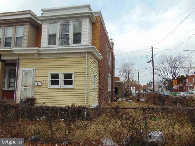 1469 Wildwood Avenue, CAMDEN, NJ 08103 (#NJCD385452) :: Viva the Life Properties